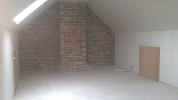 Attic Conversion 4